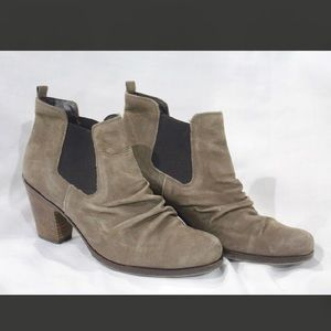 Paul Greene ankle boots